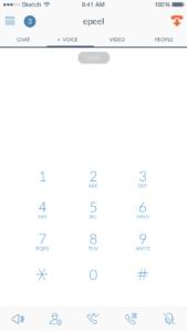 SmartOffice Mobile - Call